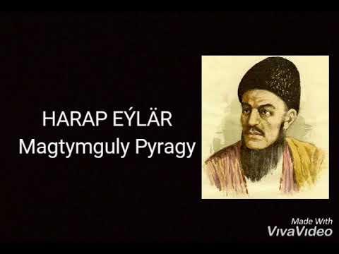Magtymguly Pyragy-Harap eylar, ( Korona Virus )