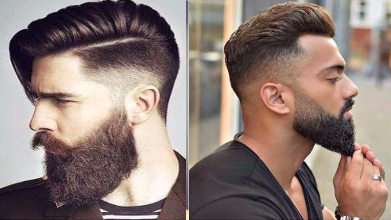 The Most Newest And Top Hairstyle For Men 2017 2018: Best Stylish Beard Styles For Men 2017-2018-Most
