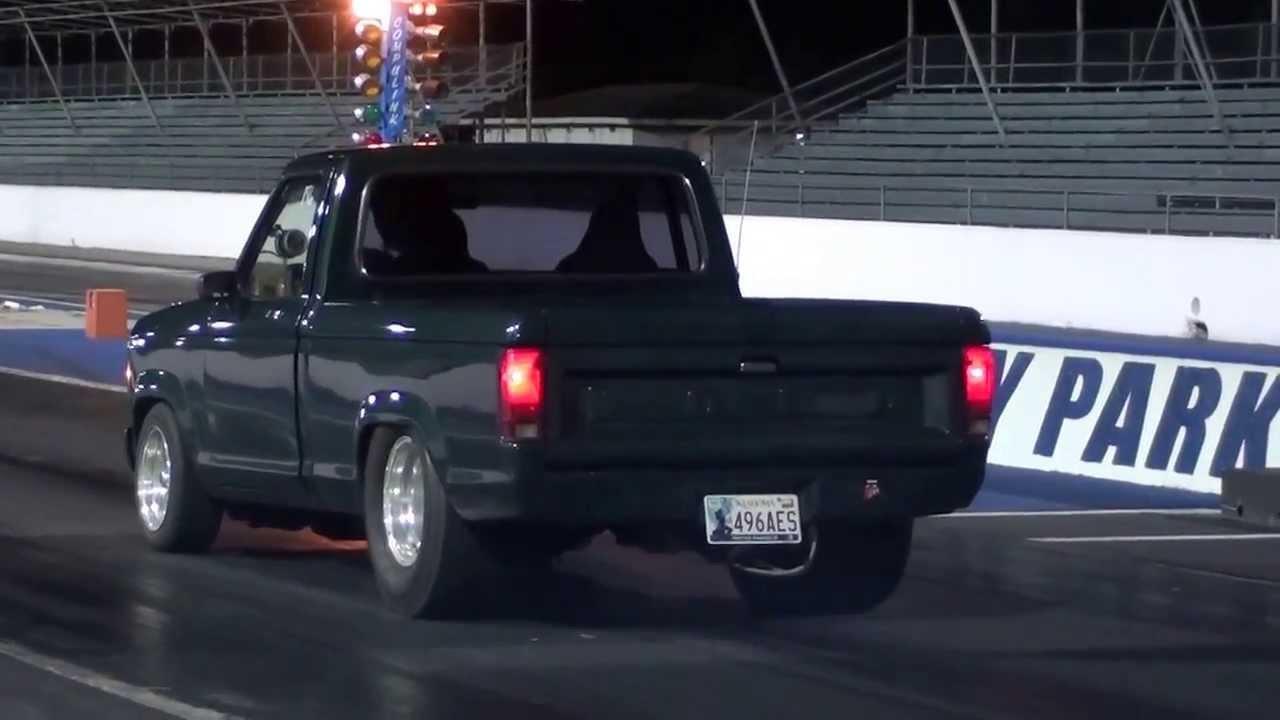 1985 Stroker Ford Ranger - YouTube