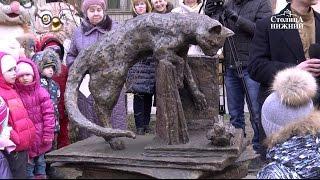 Памятник Воробьишке из сказки Максима Горького открылся в Нижнем Новгороде