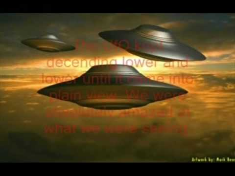 Jesus Showed Me UFOs & Deception