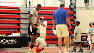 The Offseason: Kevin Durant – Basketball Camp (HBO Sports)