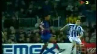 "Ronaldinho ""The Best Player Of All"" and a Fancy Juggling Guy"