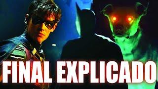 Titãs Final Explicado da Primeira Temporada - Netflix