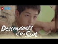 Descendants Of The Sun - EP3 | Song Hye Kyo Draws Song Joong Ki's Blood [Eng Sub]