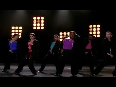 GLEE  Express Yourself Full Performance  Music  HD