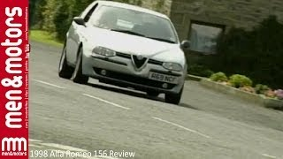 1998 Alfa Romeo 156 Review