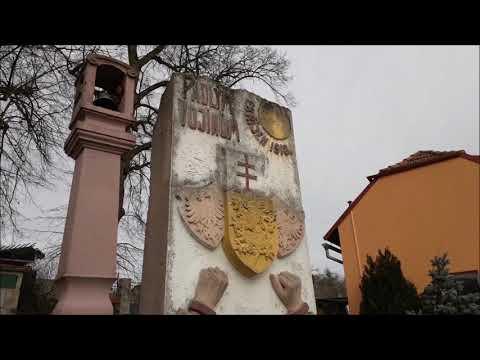 Hryzely Pomník Obětem 1. Světové Války.