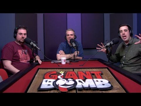 Giant Bombcast 479: McCree Overlord