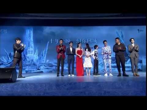 [HD] 150812 Victoria Full Cut - Ice Fantasy Press Conference