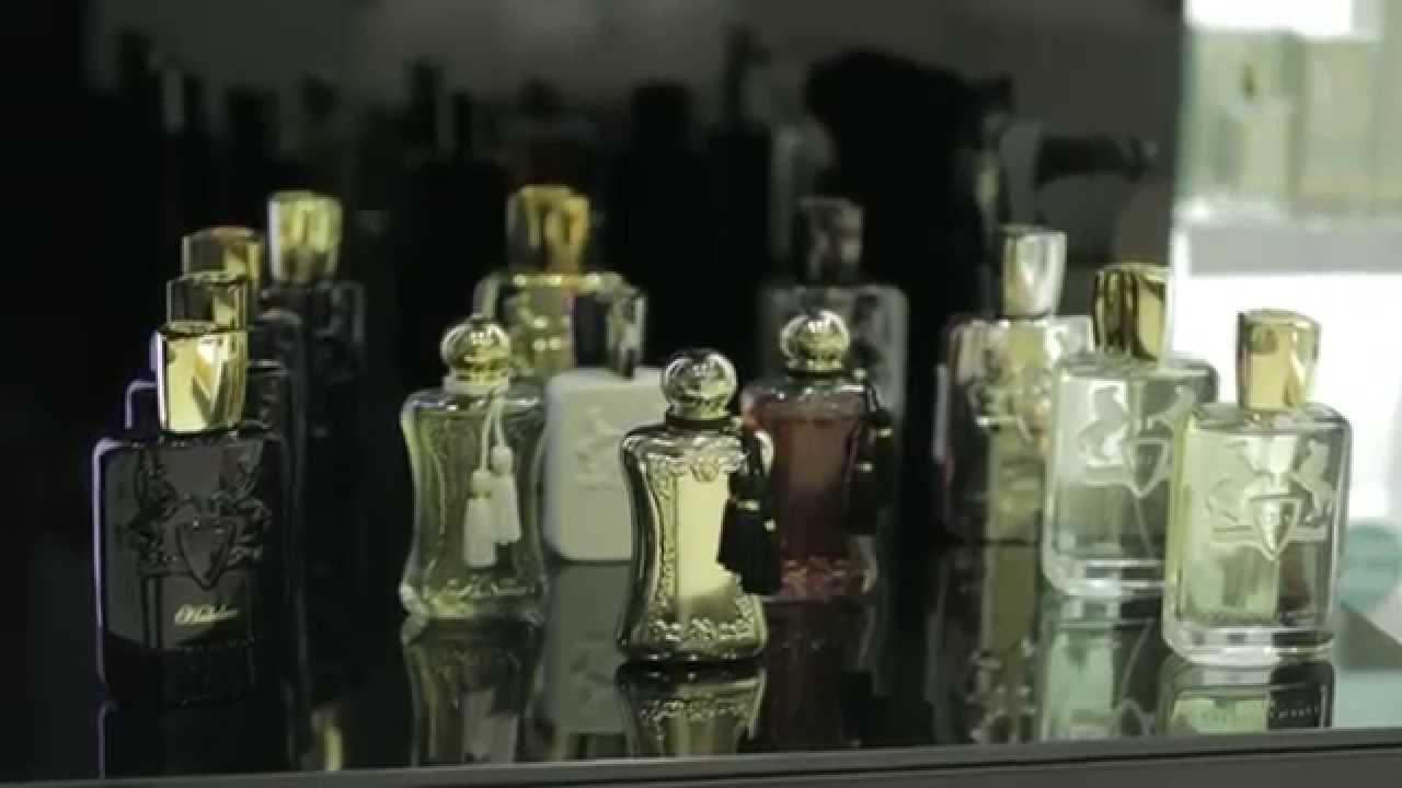 S4E16 - Парфюмерия Parfums de Marly - часть 1 - YouTube
