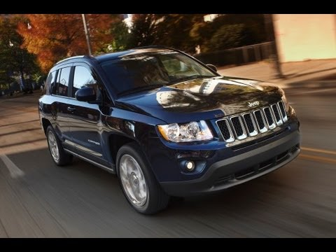 2014 Jeep Compass Start Up And Review 2.0 L 4 Cylinder