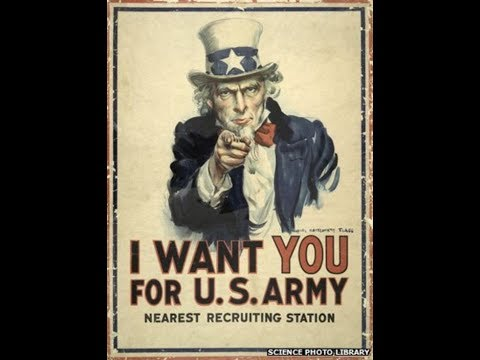 Your Country Needs YOU, You & you!