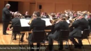 Grimethorpe Colliery Band - 1812 Overture - Australia 2015