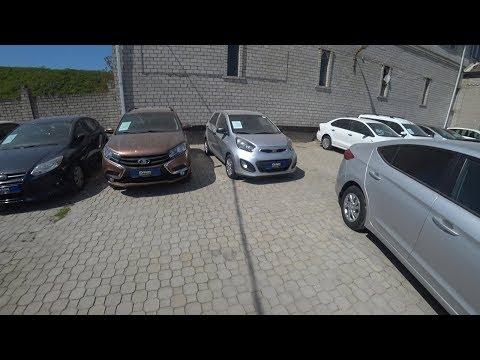 А Сколько стоят Авто в Краснодарском крае ! Авторынок Цены Видео Весна 2019