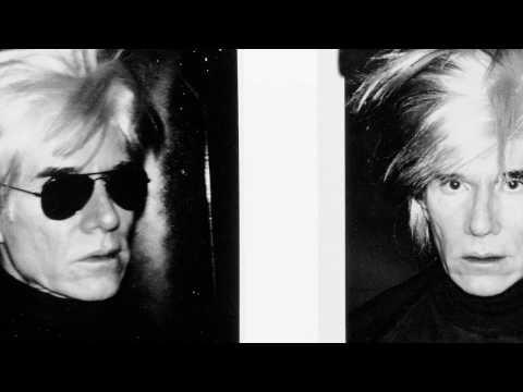 Andy Warhol's Haunting Self-Portrait