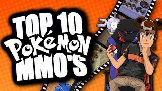 Top 10 Pokemon MMO's 2019!