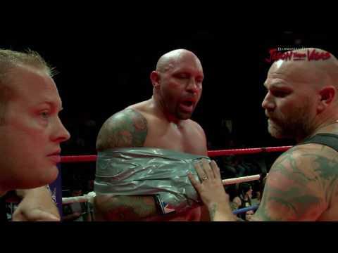 Ellismania 13: Jason Ellis vs. Shane Carwin