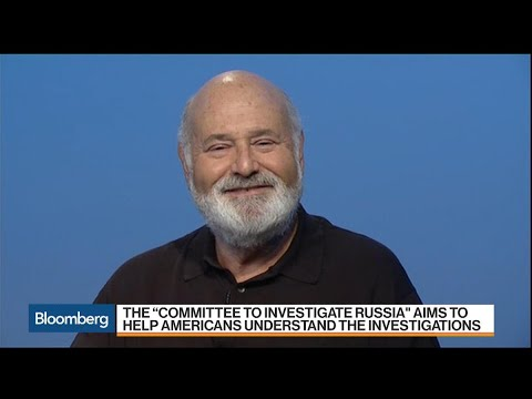 Rob Reiner Helps Launch Committee to Investigate Russia