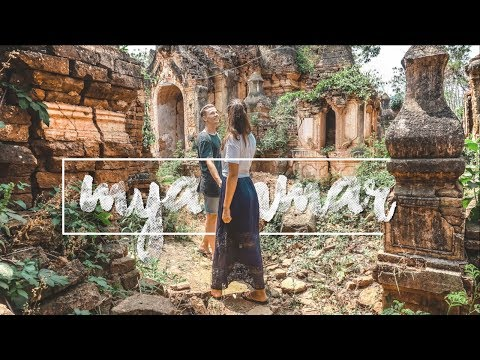 The Spirit of Myanmar (Burma) ∙ The Golden Land