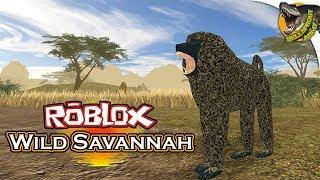 IL BABBUINO! | Savana (Roblox) | Gameplay spagnolo