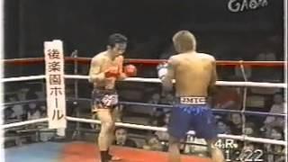 2002年5月30日 J-NETWORK 浦林幹 vs 全日本キックボクシング連盟 新開実
