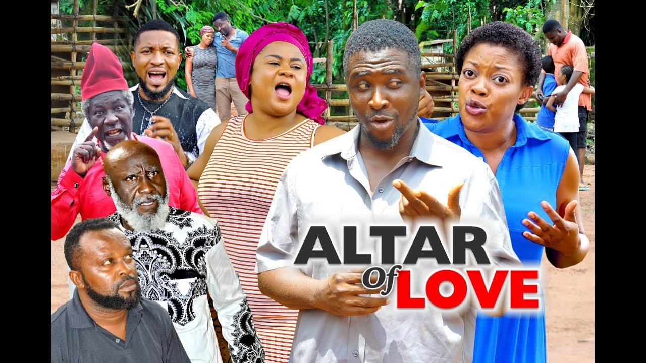 Download ALTAR OF LOVE SEASON 8 - (NEW MOVIE) ONNY MICHAEL 2020 Latest Nigerian Nollywood Movie Full HD
