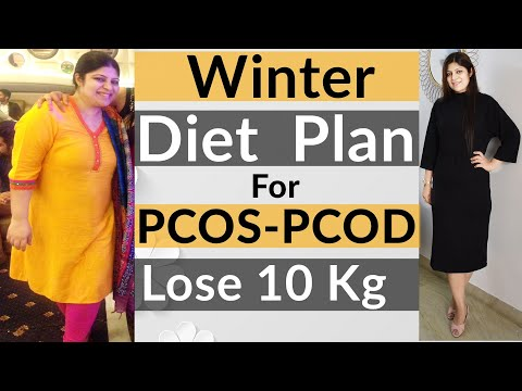 How To Lose Weight Fast With PCOS/PCOD In Winters | PCOS/PCOD Winter Diet Plan | Dr.Shikha Singh