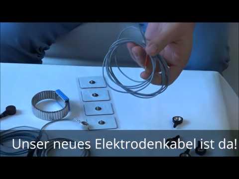Neues Elektrodenkabel für