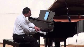 Copland Piano Sonata - I. Molto Moderato