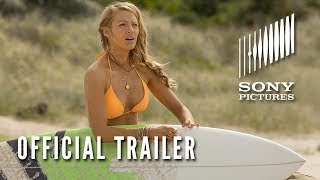 Repeat youtube video THE SHALLOWS - Official Trailer #2 (HD)