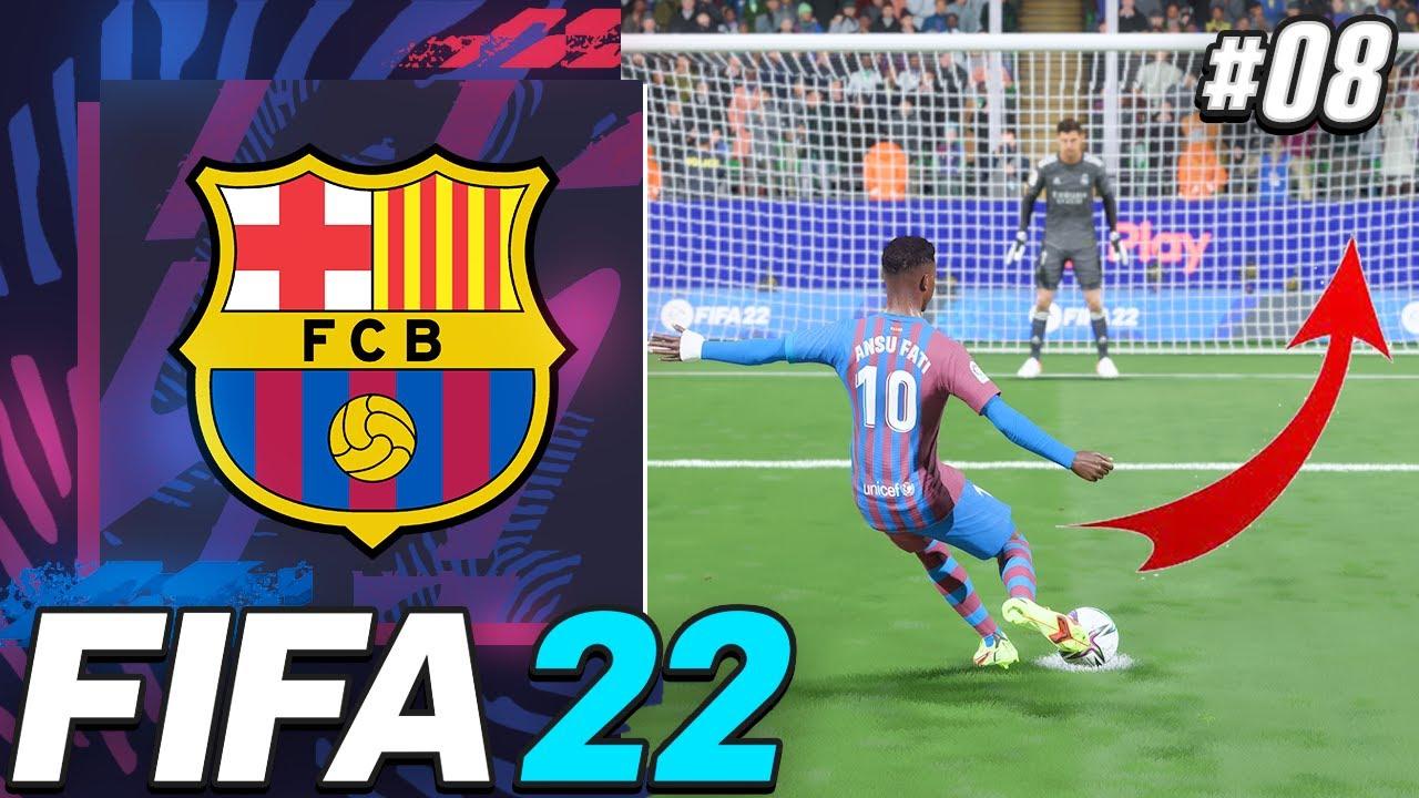 Download PENALTIES IN EL CLASICO!!! UNBELIEVABLE DRAMA!!😱 - FIFA 22 Barcelona Career Mode EP8