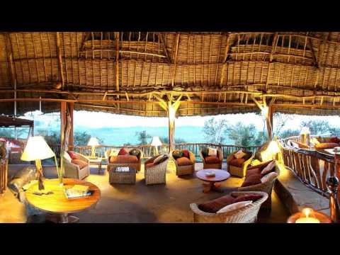 360° Lions Bluff Lodge - Kenya