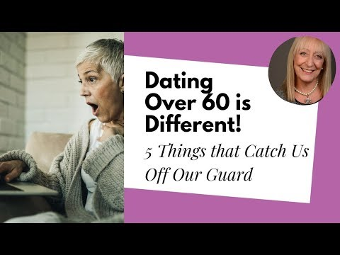 5 Surprising Things that Are Different About Dating After 60 | Senior Dating Tips from Lisa Copeland