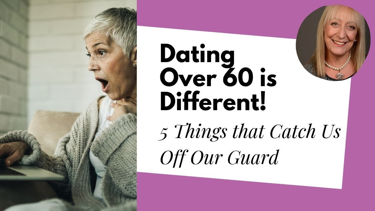 Dating a widower over 60