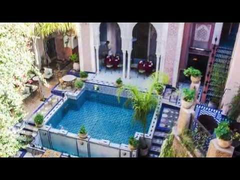 PALAIS SEBBAN HOTEL RIAD - MARRAKECH - MOROCCO