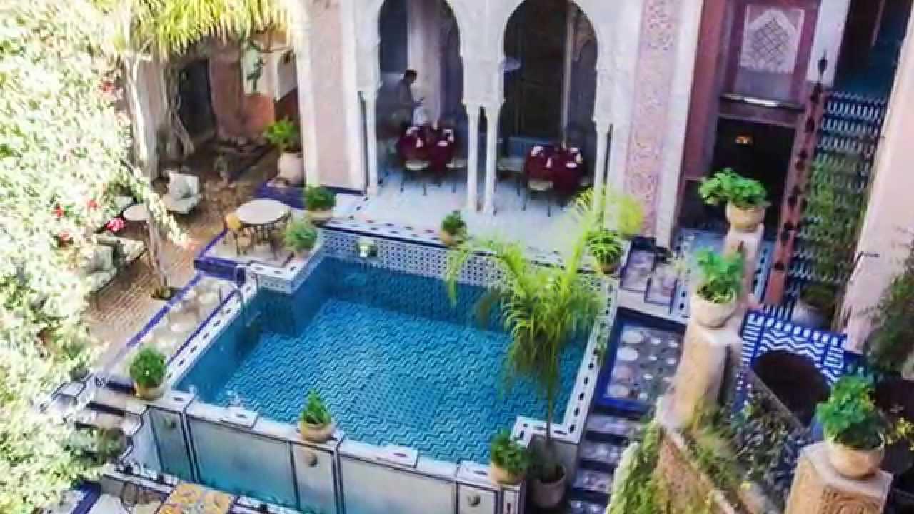Riad Palais Sebban Hotel Marrakech