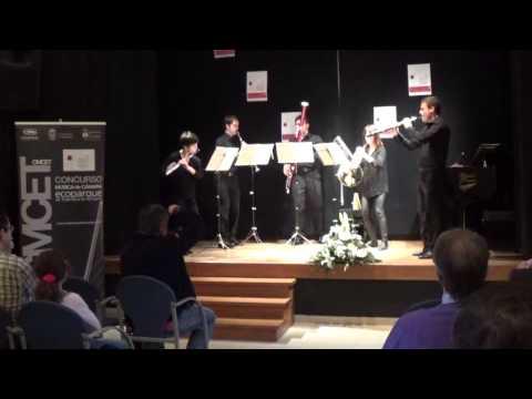 CMCET 2015 Quinteto Hirubi Eliminatorias