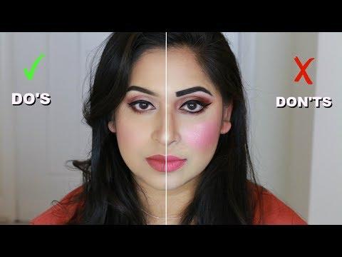 Makeup Mistakes To Avoid - Do's & Don'ts (বাংলা) thumbnail