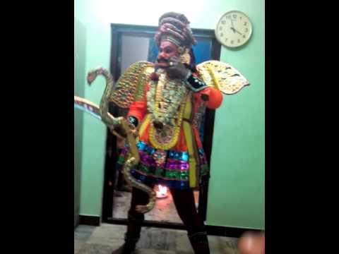 Kaalidhash Anna Madurai Veeran Style
