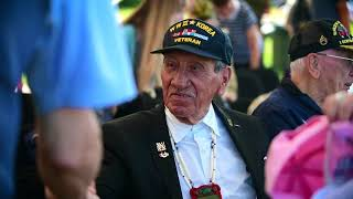 Charles Shay - Returning to the Beaches of Normandy 74 Years Later