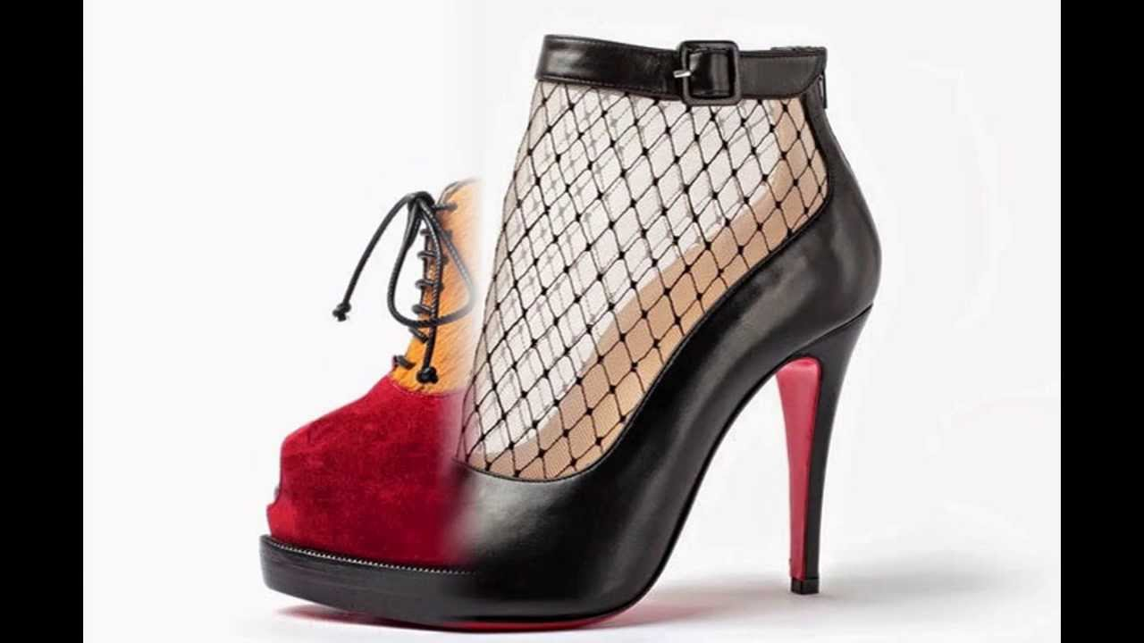 42331493fe5 Christian Louboutin Fall 2013 - YouTube