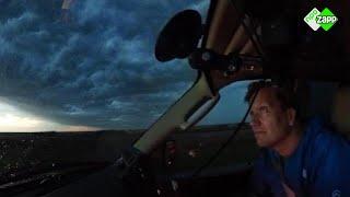 Voor de missie 'Kan Klaas blijven staan bij een tornado?' hebben we...