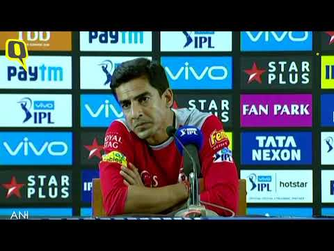 IPL 2018: Mithun Manhas on Kings XI Punjab's Loss to Royal Challengers Bangalore | The Quint