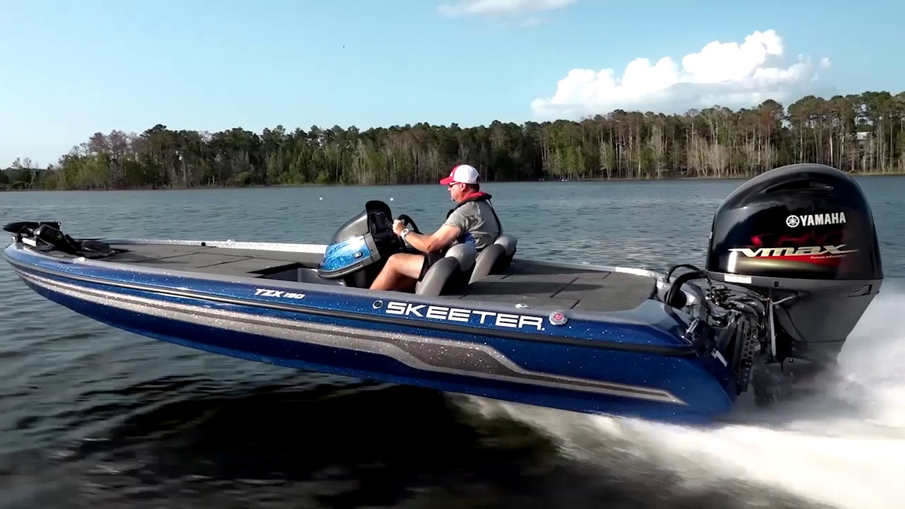 Skeeter Boats - 2017 Bass Boat Preview - YouTube