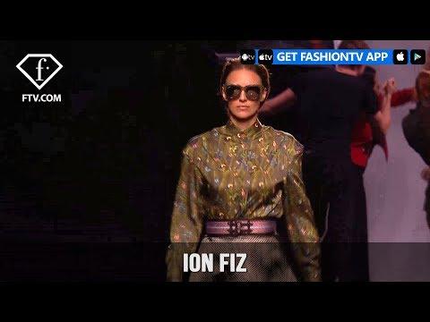 Madrid Fashion Week Spring Summer 2018 - Ion Fiz long | FashionTV