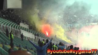 Riots of Bulgarian Fans in Sofia against Croatia (10.10.2014)