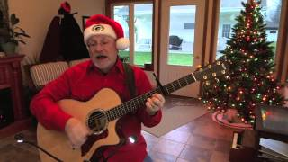 990 - Have a Holly Jolly Christmas - Burl Ives cover with chords and lyrics