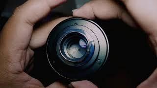 Unboxing fujian 25mm f1.8