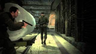 Sniper Elite V2 - Silver Star Edition (Trailer Oficial)